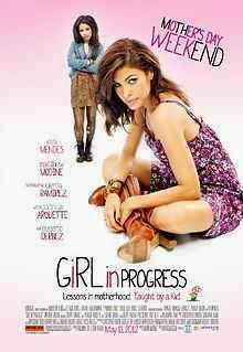 http://en.wikipedia.org/wiki/Girl_in_Progress