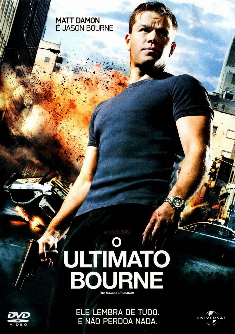 O Ultimato Bourne – Dublado (2007)