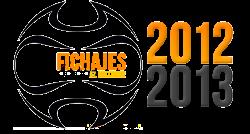 Mercado de fichajes fútbol 2012-2013