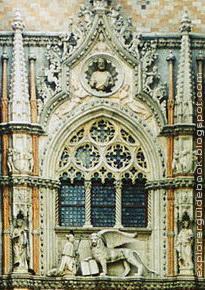 Porta della Carta Doges Palace