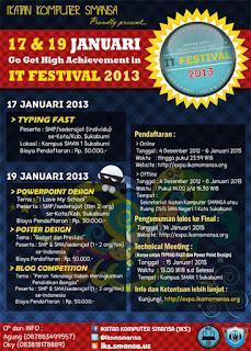 IT festival 2013