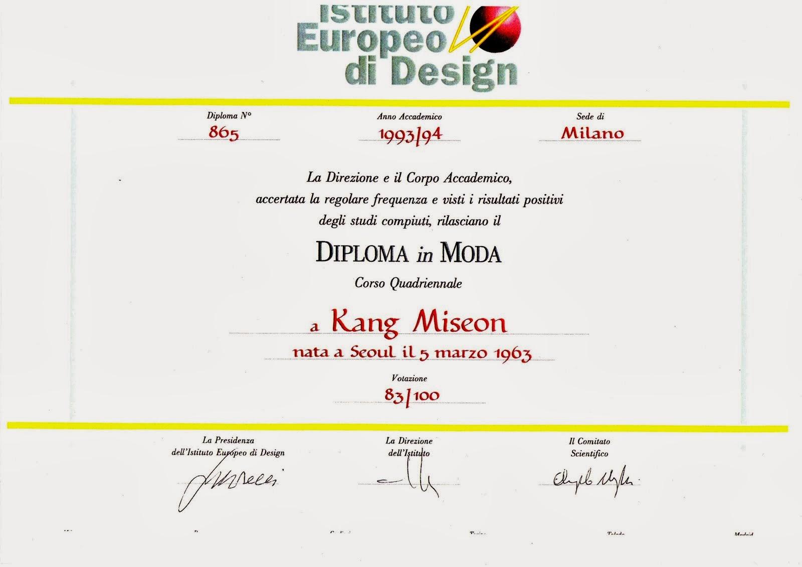 European institute of Design