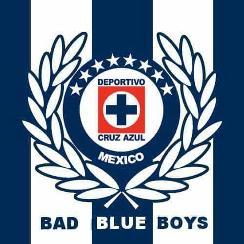 Bad Blue Boys - Cruz Azul