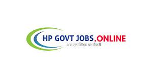 HP GOVT JOBS ONLINE