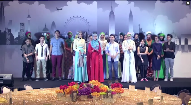 EKSKLUSIF: Video pemenang model hijabi di Islamic Fashion Festival 2013.