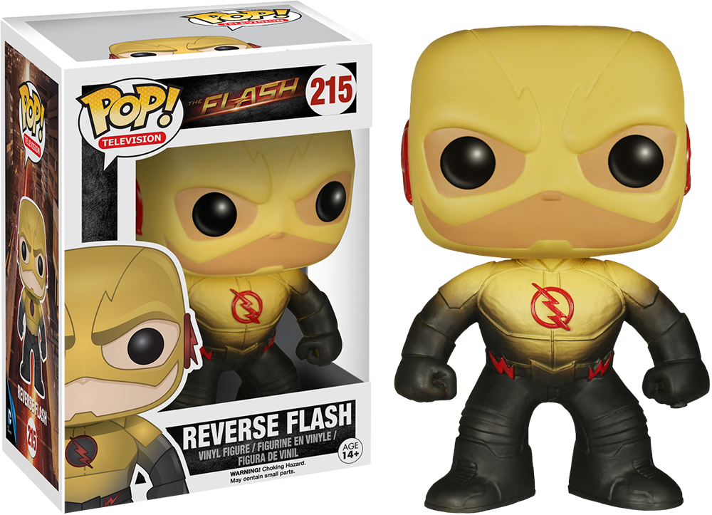 Funko Pop! The Reverse Flash