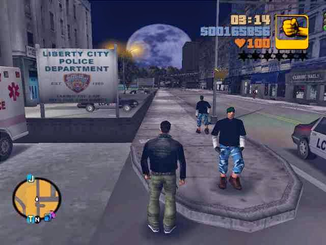 GTA 3 PC Gameplay