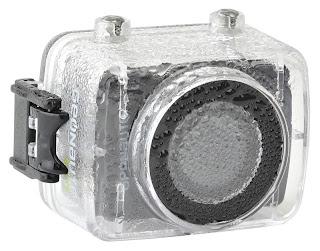 la telecamera sul casco