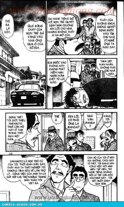 Detective Conan - Thám Tử Lừng Danh Conan chap 539 page 6 - IZTruyenTranh.com