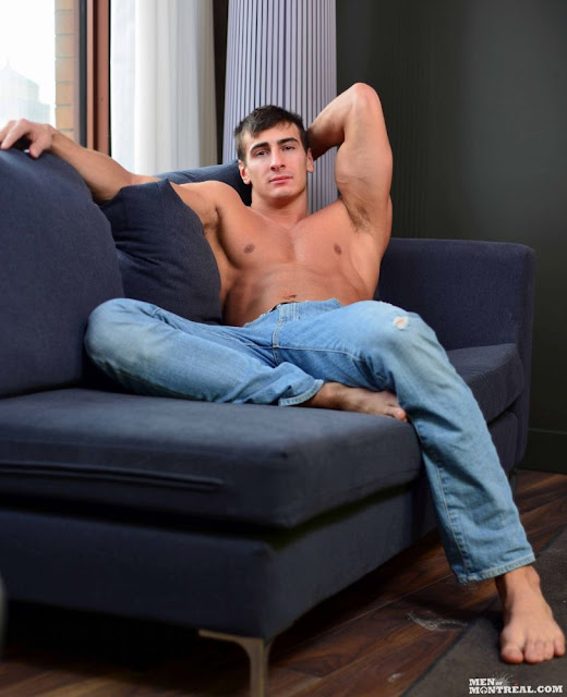 MODELO: MARIO TORREZ (II / Men Of Montreal)