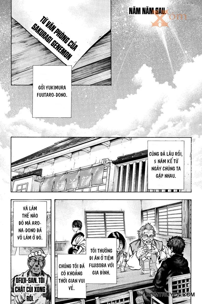 Yukikaze Chap 43 - Trang 26