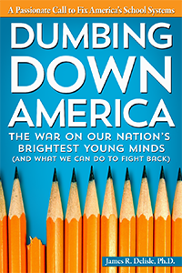 dumbing down of america The current public school system along with the media is responsible for the dumbing down of america just consider the fact that when i was in public school back in the 1950s and 1960s, american students scored among the highest in the world.