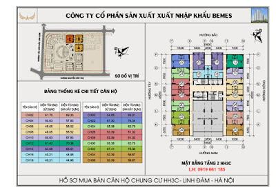 mat bang tang 2 chung cu hh3c linh dam