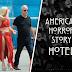 'AHS Hotel': Lady Gaga en el set de grabación en Hollywood - 10/09/15