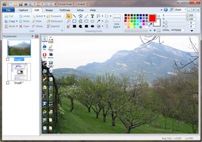 تصوير الشاشة  photography Screen