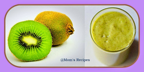 Mom's Recipies: Honeydew Kiwi Smoothie / Summer Coolers