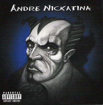 Andre Nickatina – Bullets, Blunts In Ah Big Bankroll (CD) (2004) (FLAC + 320 kbps)