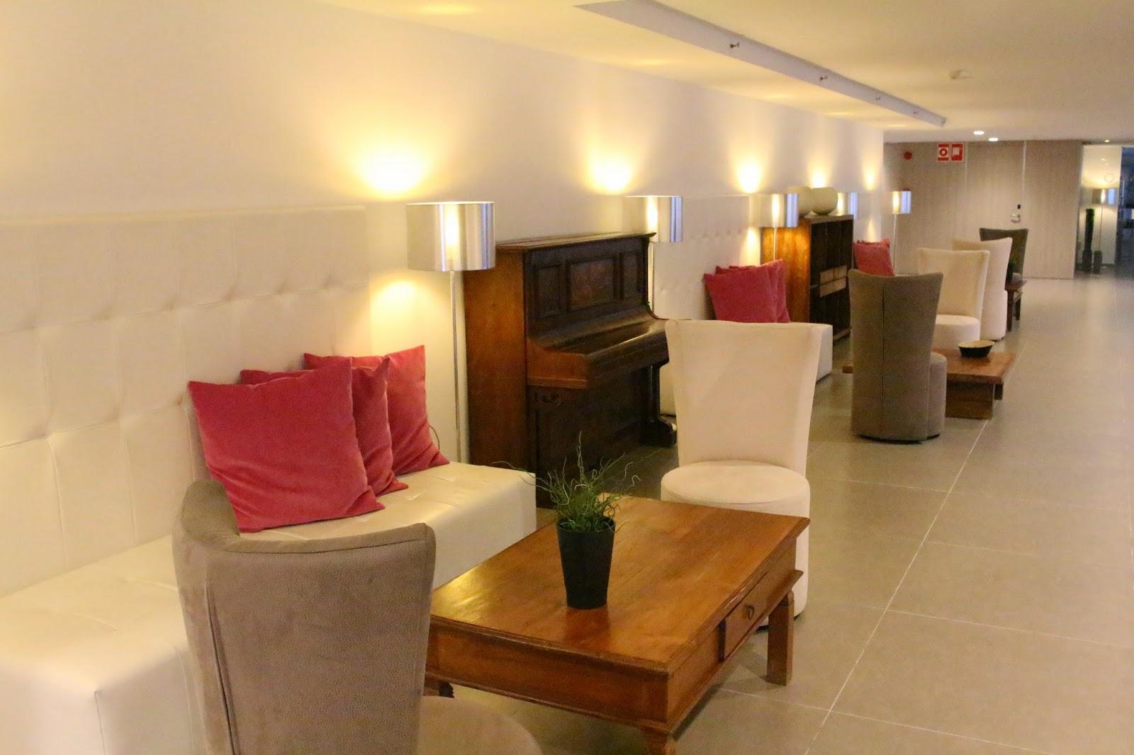 Fergus Hotel Mar Mediterrania Santa Susanna Spain guest area