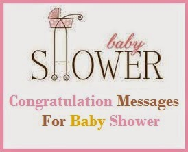 Baby Shower. Congratulation Messages ...