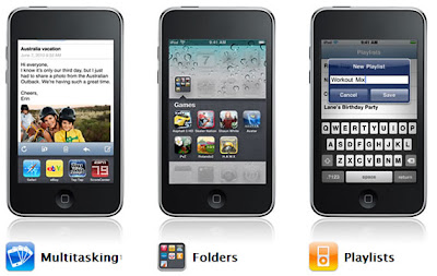Apple iOS iPhone Operating System