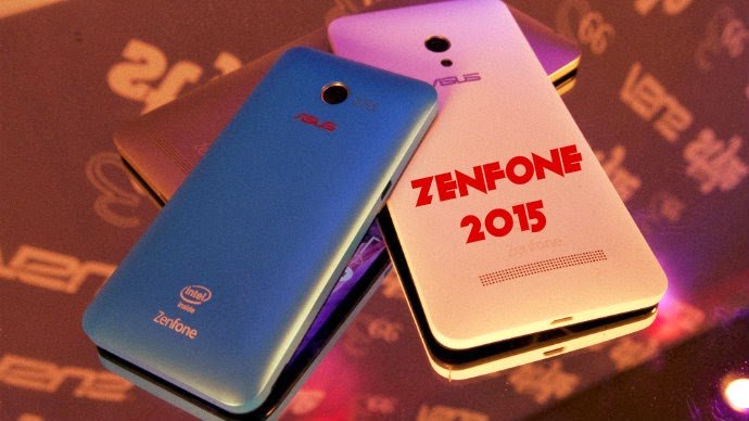 Asus 2nd Gen ZENFONE Launch in Jan 2015