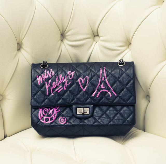 chanel bag, 2.55 bag, quilted bag, customized chanel bag, diy, fashion diy