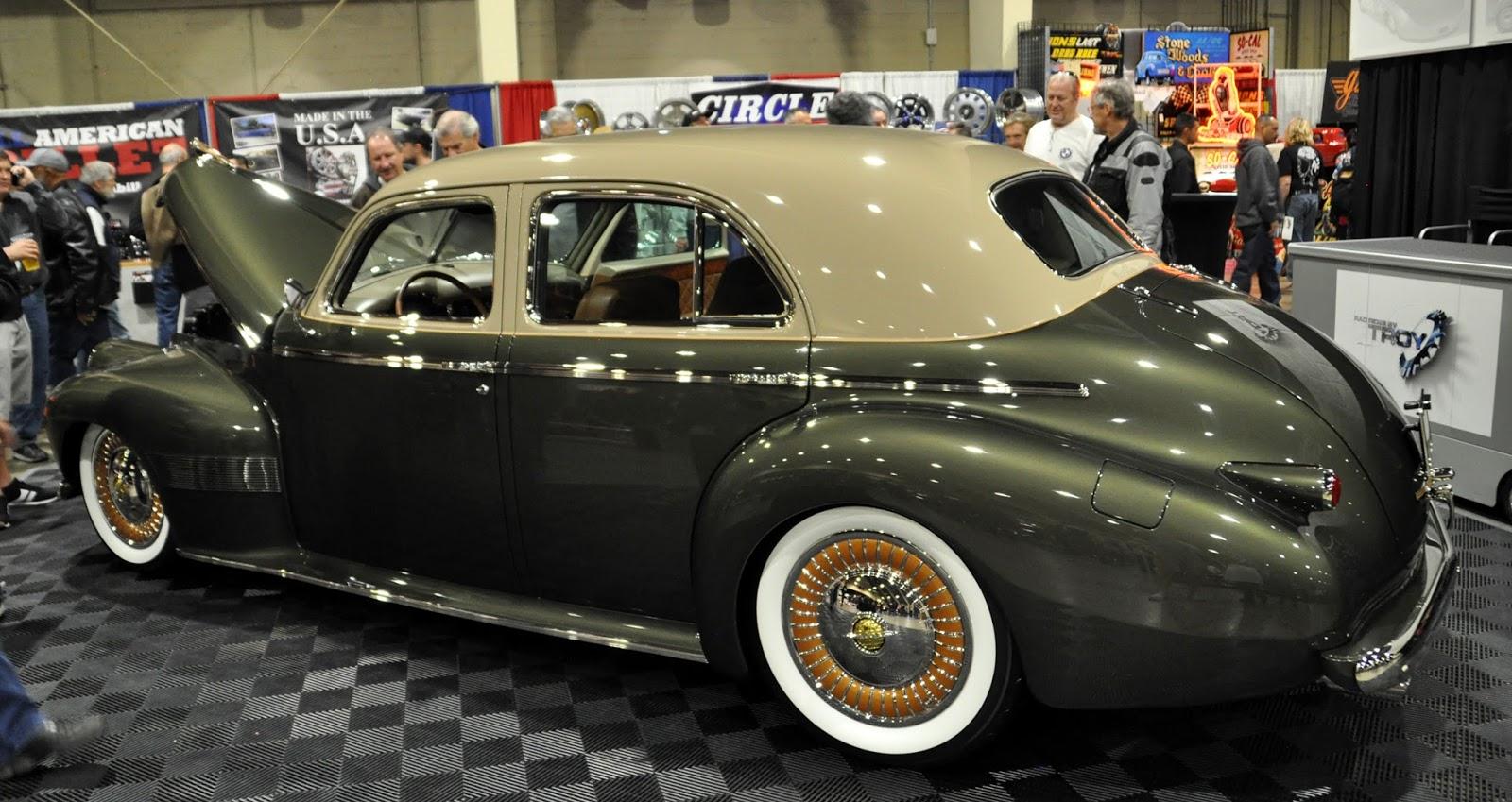 Just A Car Guy: Agnes, the newest custom by Troy Trepanier