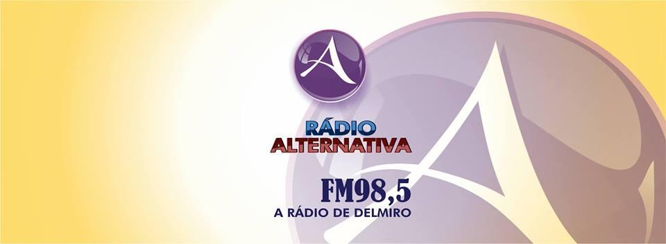 Ouça a Rádio Alternativa F.M-98,5