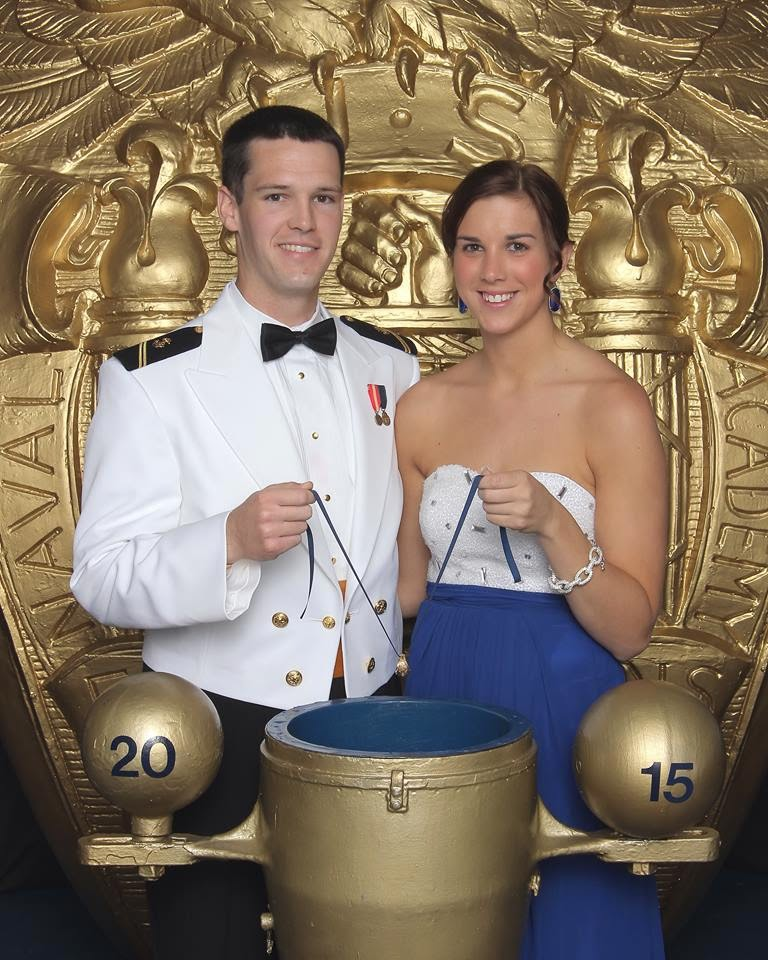 Naval Academy Ring Dance Tradition