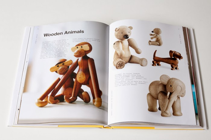 kaj bojesen wooden animals