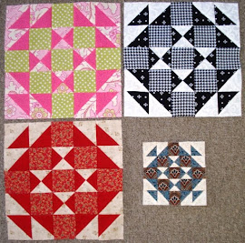 March 2013 Second Saturday Sampler Alternate Blocks