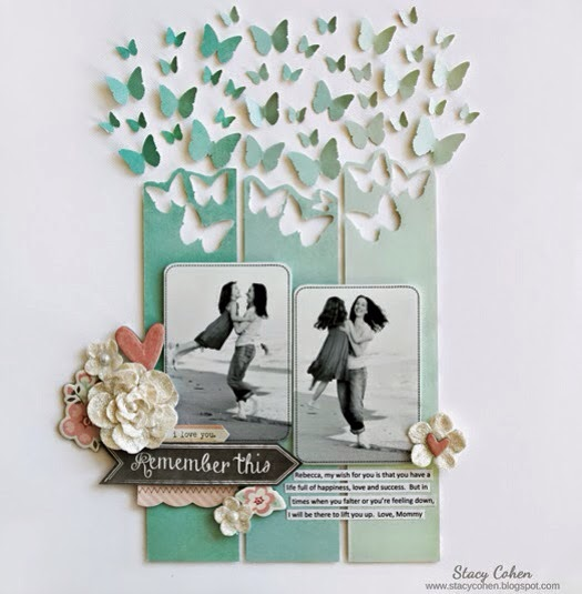 July Scraplift Challenge