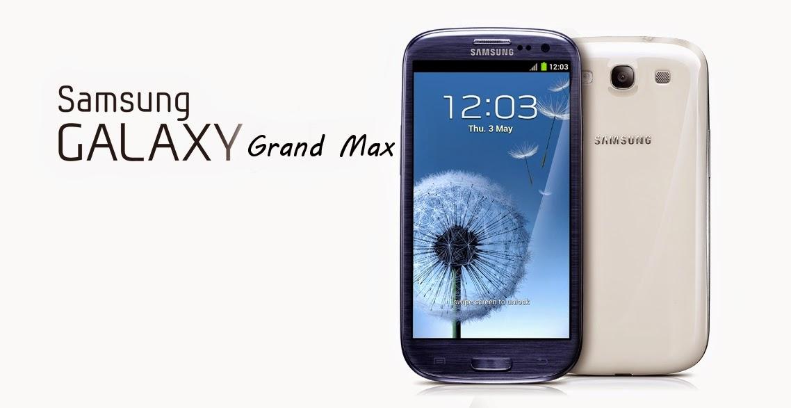 Harga Samsung Galaxy Grand Max Kamera 13MP