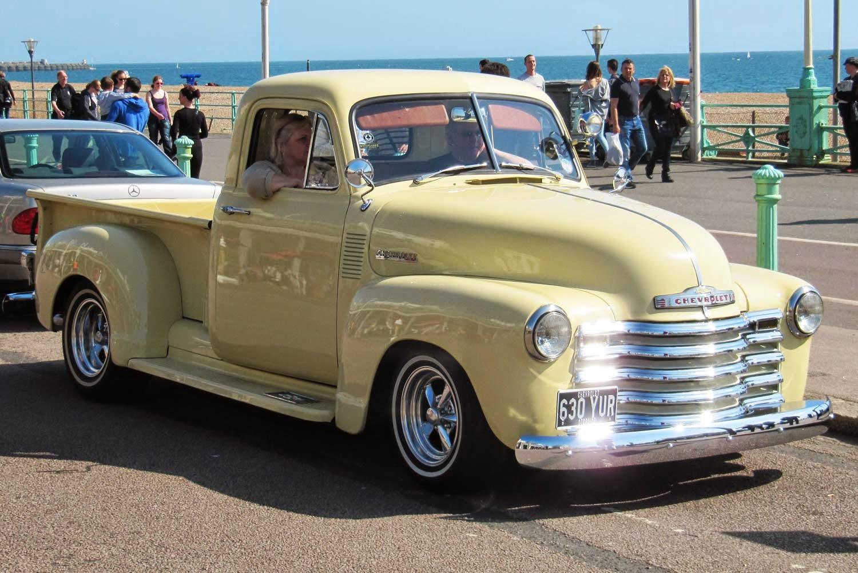 Chevrolet Chevy Pick-Up in Brighton