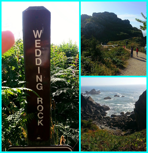 Wedding Rock, Summer 2013,