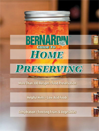 Bernardin Guide to Home Canning