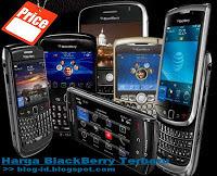 Daftar Harga BlackBerry Agustus 2013 Terbaru