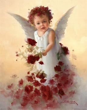 un meraviglioso angelo