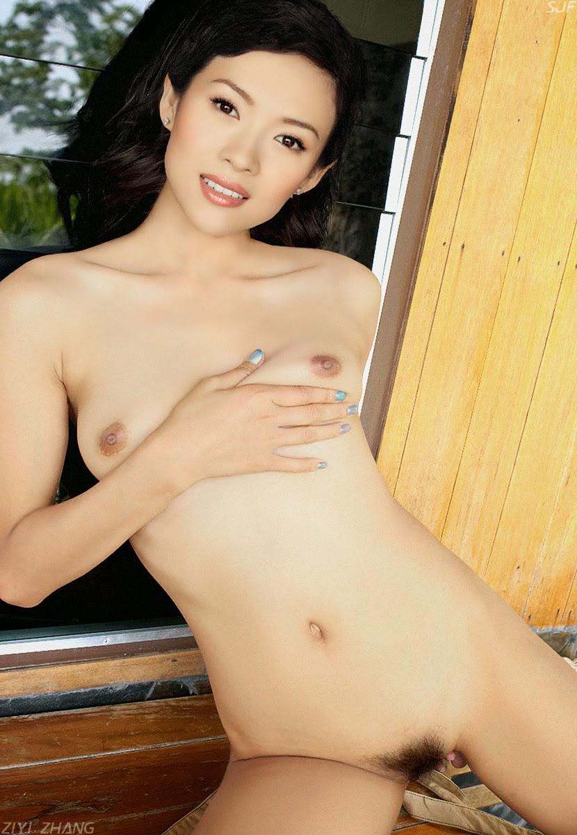 Zhang Zhi Yi Nude 44