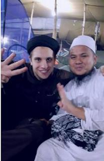 pemuda islam asal argentina