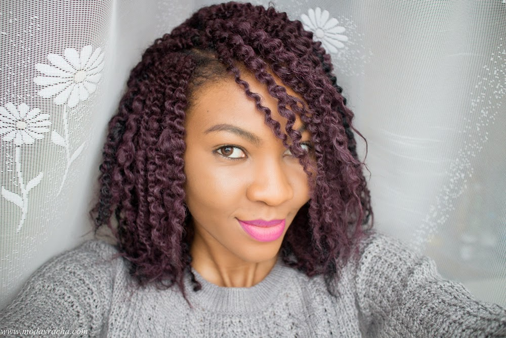 Crochet Hair Styles With Freetress Hair : Crochet Braids With Freetress Kinky Bulk Hair