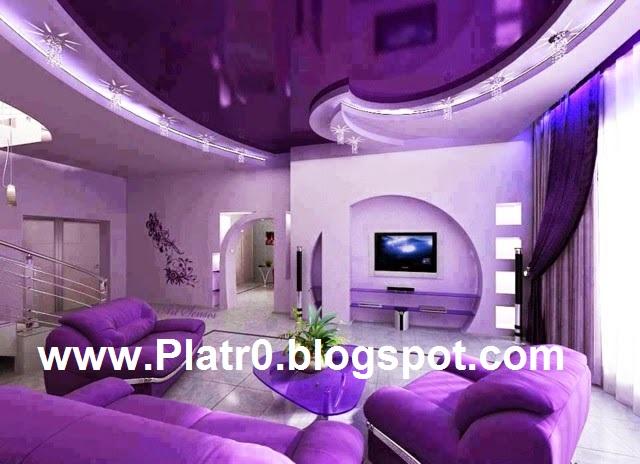 deco faux plafond moderne 2016 platre salle de bain platre salle de - Faux Plafond Salle De Bain Moderne