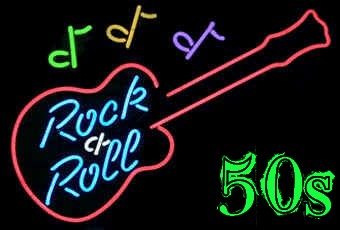 Na trilha do castelo o rock nos anos 50 - Musica anos 50 americana ...