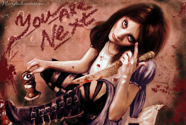 Evil Alice (upgrade) por Marrylie