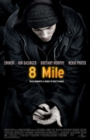 Download - 8 Mile – Rua das Ilusões (2003) BluRay 720p Dublado Torrent