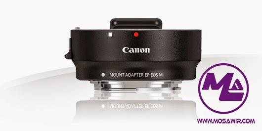Mount Adapter EF-EOS M