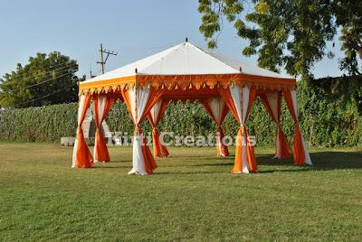 Exclusive Luxury Tent