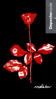 Depeche Mode Violator iphone 5 wallpaper 640x1136