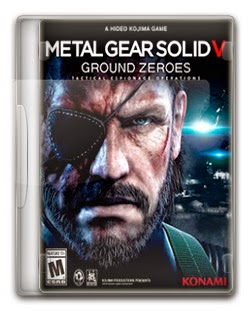 Metal Gear Solid 5: Ground Zeroes + Crack