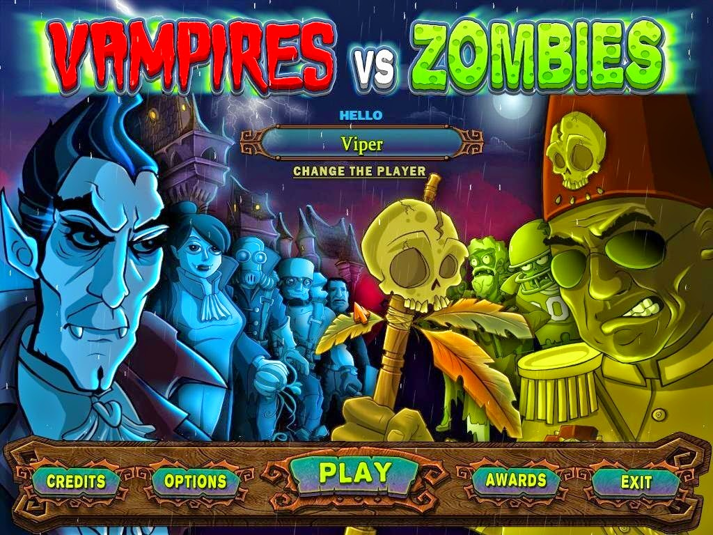 Vampires VS Zombies PC Game